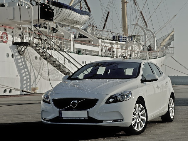 My Volvo V40 | Take me to the sea - second part