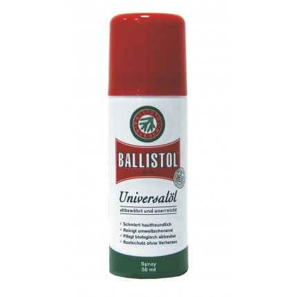 Λάδι Συντήρησης Ballistol 50ml Σπρέυ   www.lightgear.gr