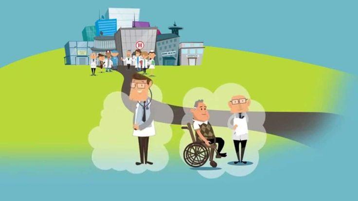 Health Access Solution | Explainer Video | AnimationB2B