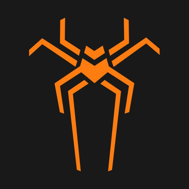 Check out this awesome 'Big+Time+Spider-man+Orange' design ...