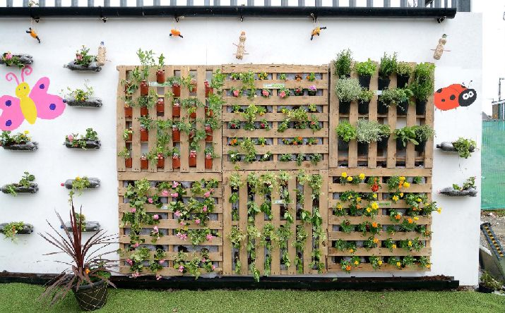 27 best Hackney Community Gardens images on Pinterest ...