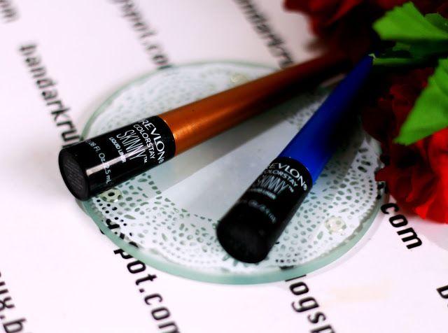 Dunia BlogKu: Revlon ColorStay Eyeliner, Apakah Warnanya Benar B...