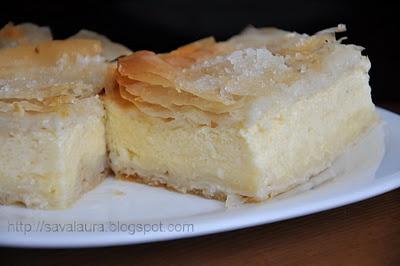 prajitura cu iaurt