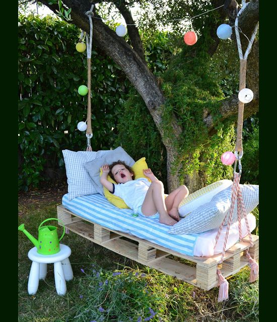 Dzieci w ogrodzie. Oryginalne pomysły | green thinking – blog o projektowaniu ogrodów