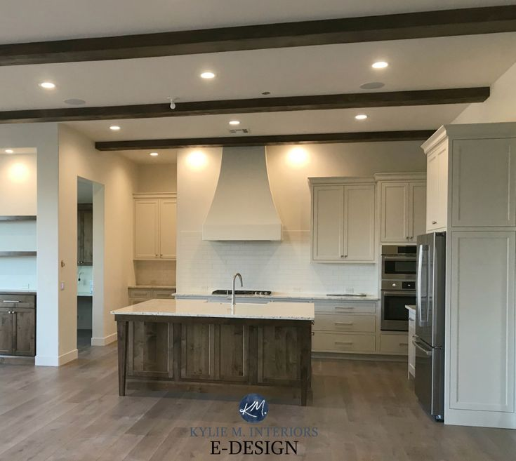 Best Bm Edgecomb Gray Cabinets In 2020 Kitchen Paint Colors 400 x 300