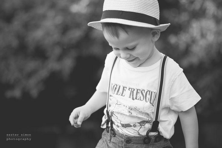 child photo black&white