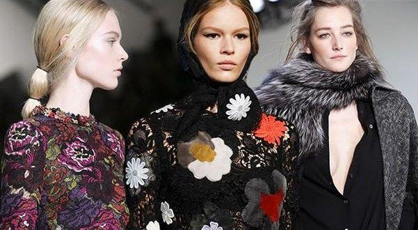 Sonbahar / Kış Kadın Moda Trendleri 2015 | Kadinveblog