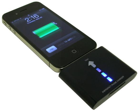 Emergency Phone Charger for iPhone
