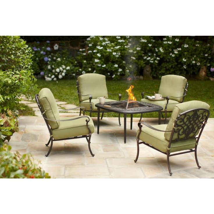 17 Best Ideas About Patio Fire Pits On Pinterest Paver