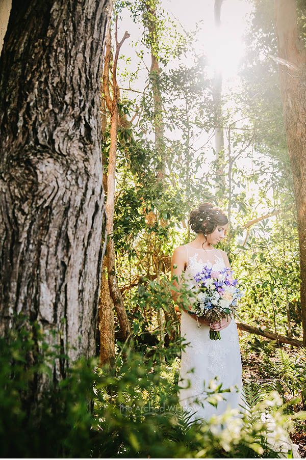Gold Coast hinterland wedding. Photography by Mt Tamborine and Gold Coast wedding photographers The Arched Window.