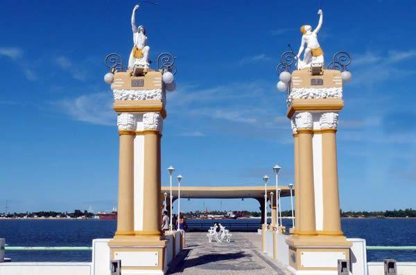 Ponte do Imperador | Centro histórico | Aracaju, Sergipe