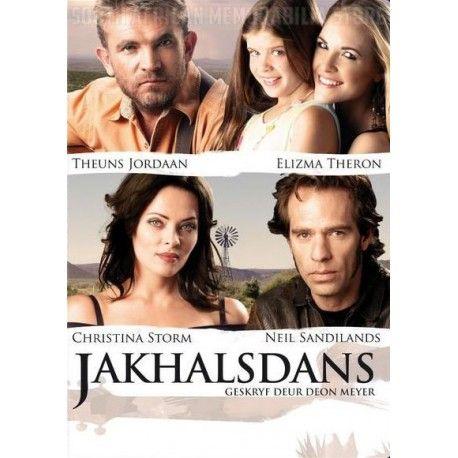Jakhalsdans - Theuns Jordaan / Christina Storm South African Afrikaans DVD *New* - South African Memorabilia Store