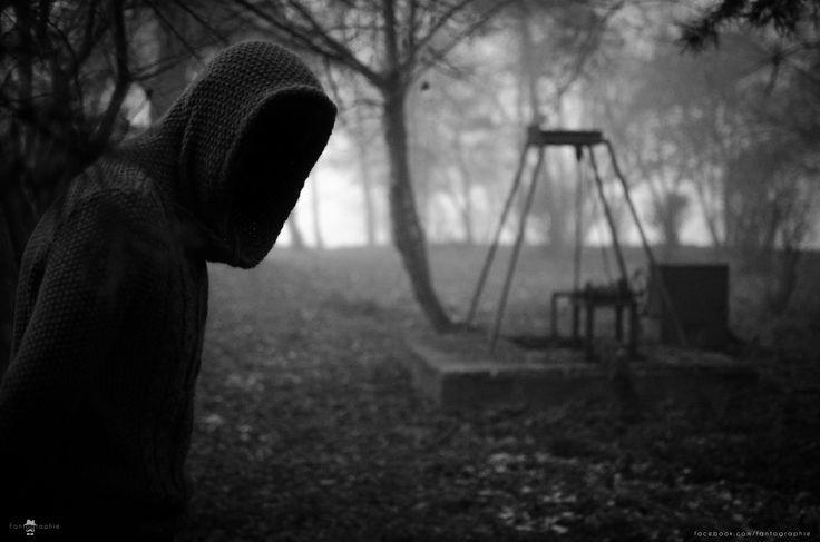 The Dark Stranger.  Let your mind flow and fantasize.