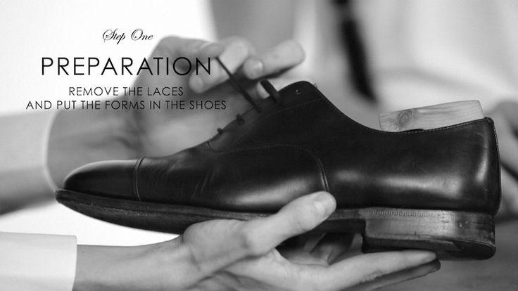 チャーチの楽しい、靴の手入れ方法 | GQ JAPAN