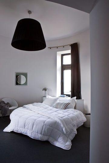 Déco chambre gris : l'élégance et la simplicité - CôtéMaison.fr