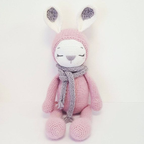 That is a guide to crocheting by Zoe, the sleeping bunnies, not the finished product. It is a PDF file as a download available. The guide explains step by step, contains many images.  According to § 19USTG, I would no sales tax.