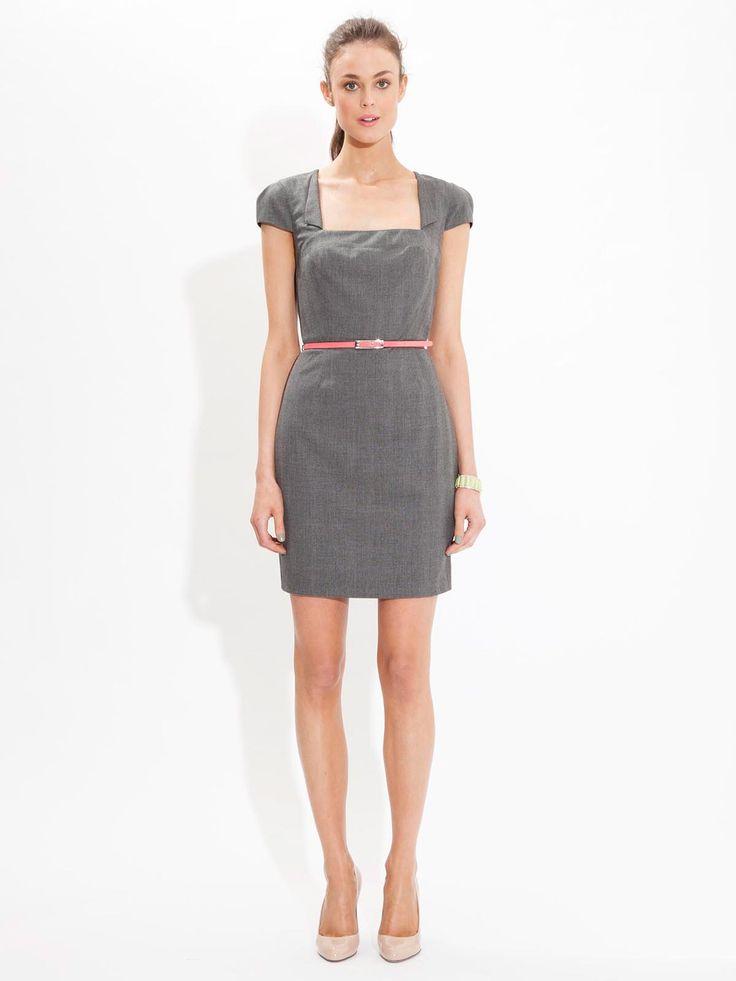 Amazing Grey Work Dresses