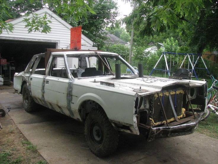 mean ford pics   WeCrash Demolition Derby Message Board