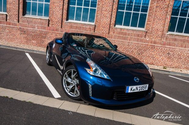 Nissan 370Z Roadser Facelift tested #jdm #rwd #nissan #370z