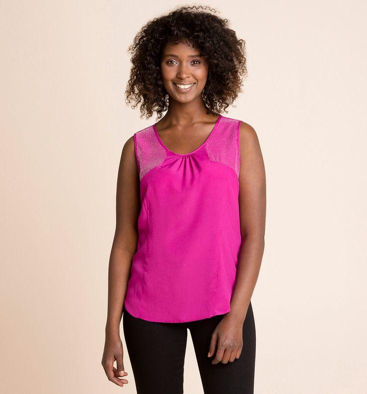 Sklep internetowy C&A | Bluzka, kolor:  fioletowy 19,90zl