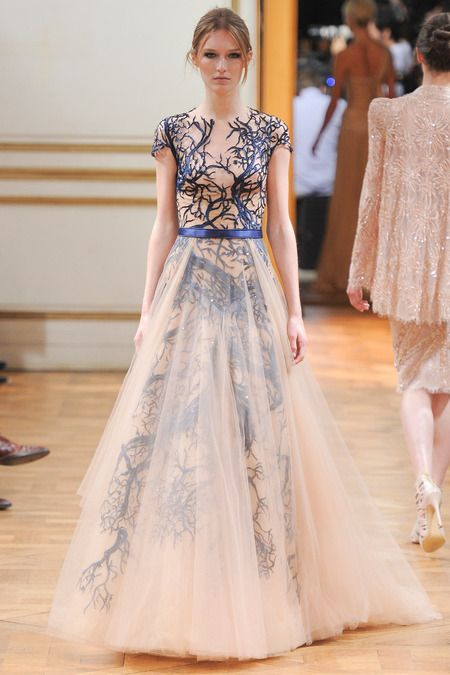 Zuhair Murad Fall 2013 Couture