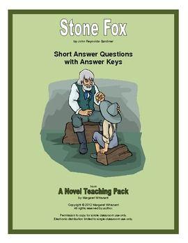 Stone Fox - Garden of Praise