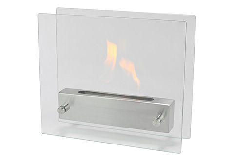 Tabletop Fireplace Tabletop Fireplaces Glass Design Ethanol Fuel