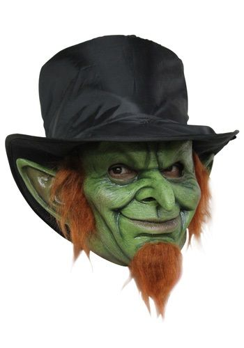 Mad Goblin Mask-- hat/shape
