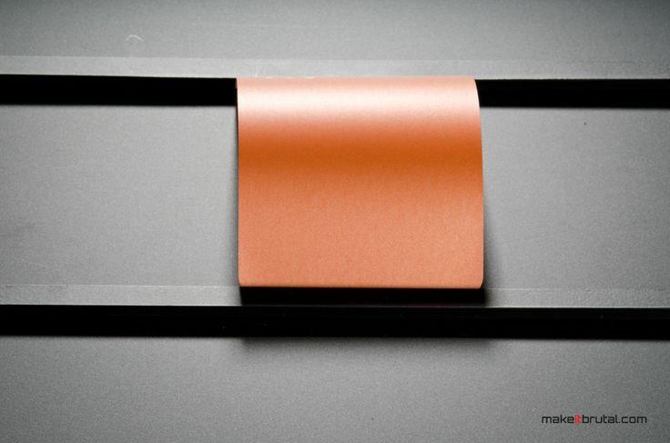 Copper Matte Metallic
