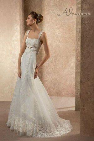 Свадебное платье «Юстина» — № в базе 6682