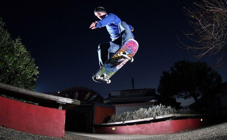 25 Spectacular Skateboarding Pictures