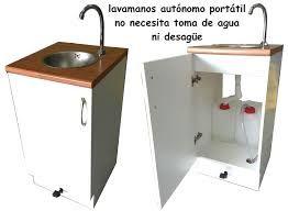 Resultado de imagen para lavamanos  portatil