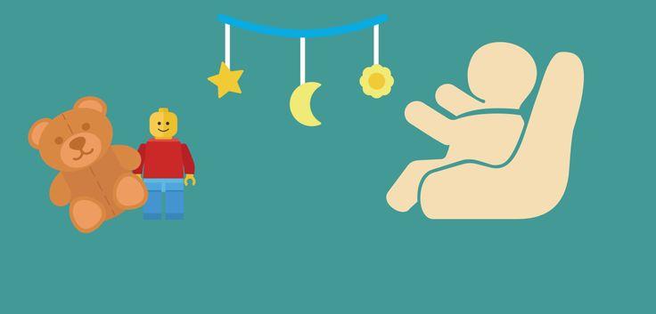 Seguridad para niños en el coche - Peris Correduría de Seguros.  Desvelamos todo lo que hay que saber para que tus hijos viajen seguros de acuerdo a la nueva legislación y las medidas de seguridad vigentes.