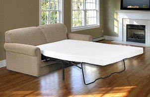 How to Make a Pull-out Sofa Bed More Comfortable   Overstock.com