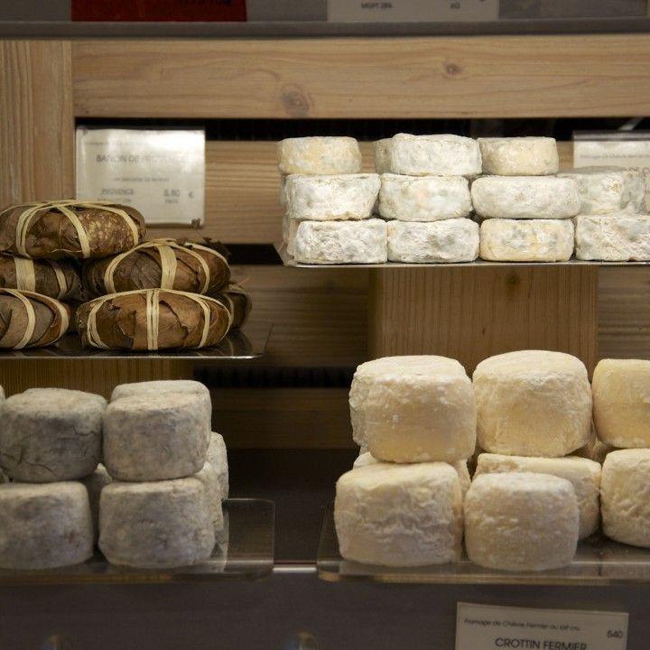 Laurent Dubois Cheese Shop Paris