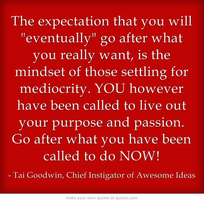 12 best monday morning pep talks images on pinterest monday the expectation that you will eventually go after what you really want is the mindset fandeluxe PDF