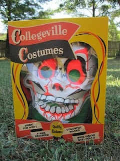 Ok if you were a goofy kid like me you probably tasted the inside of your mask too.