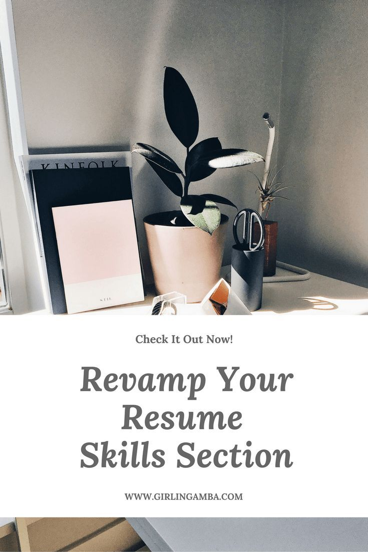 the 25 best resume skills section ideas on pinterest