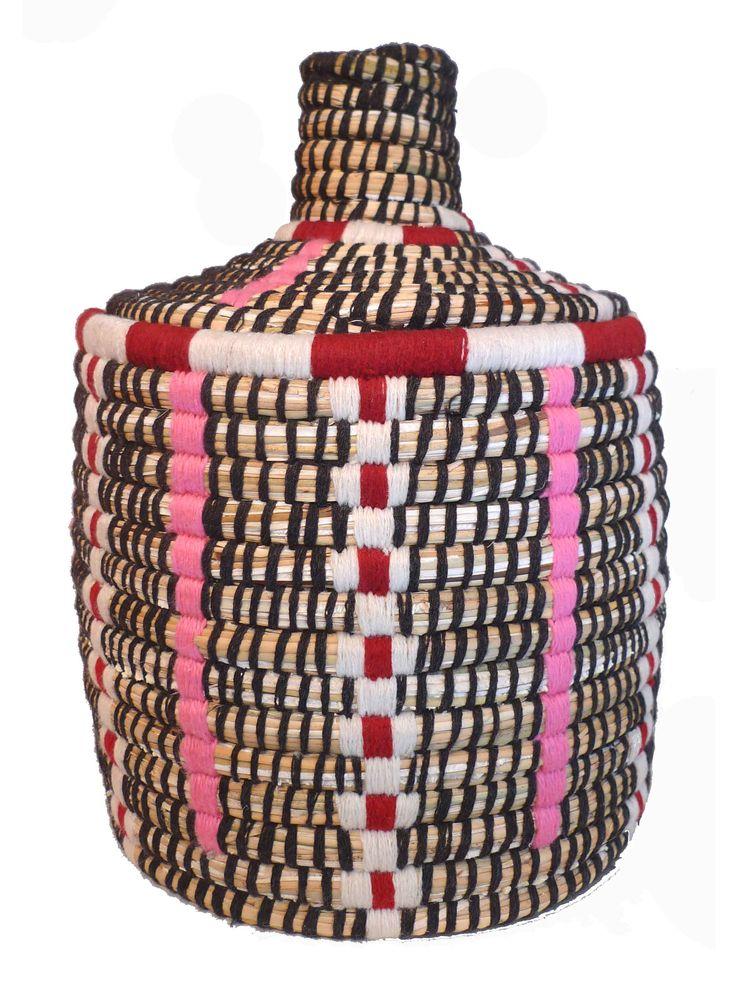 Moroccan Berber basket from kira-cph.com