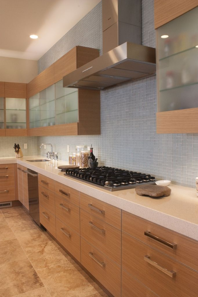 Rift Sawn White Oak Modern Cabinetry love everything in ...