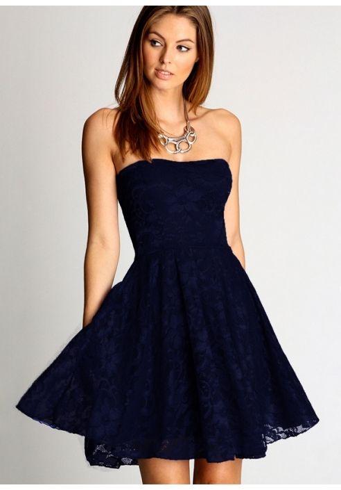 Sukienka koronkowa princeska Dresstination