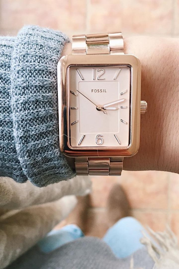New year, new styles. The Atwater rose gold shape case is our favorite new style. via @ n_couto