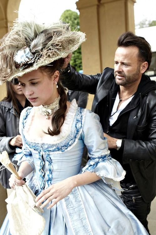 Alicia Vikander as Caroline Mathilde A Royal Affair (2012)