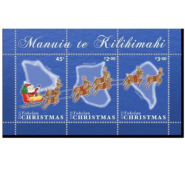 Tokelau Christmas 2012