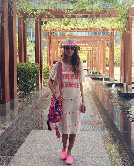 Soraya Bakhtiar -  Robe DIJE