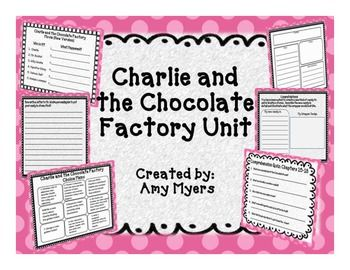 compare and contrast willy wonka and the chocolate factory Find this pin and more on tpt free lessons by nothing but  charlie and the chocolate factory character compare/contrast  willy wonka chocolate factory.