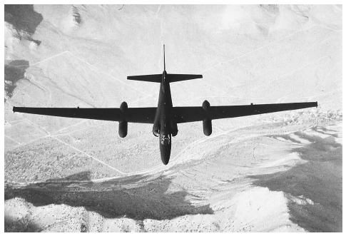 From the Cuban missile crisis overflights to missions in support of United Nations weapons inspection teams in Iraq, the U-2 spy plane performs a diverse array of intelligence gathering operations. ©  CORBIS SYGMA