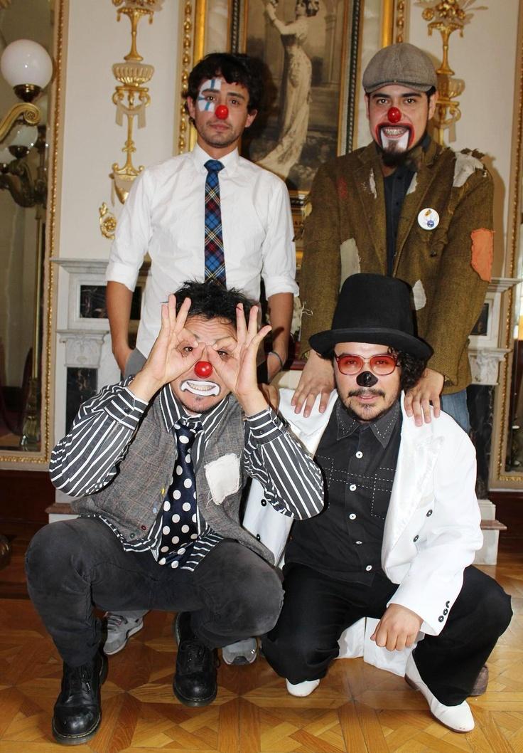 Triciclo Circus Band en el Teatro de la Ciudad Esperanza Iris. Foto: Dardané Pérez Romero / Secretaría de Cultura del GDF.