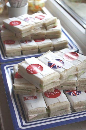 "Una fiesta muy ""british"" | Holamama blog"