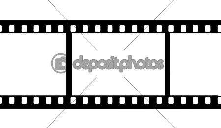 Imagem vetorizada de um filme de uma câmera. http://pt.depositphotos.com/3939500/stock-illustration-camera-film.html